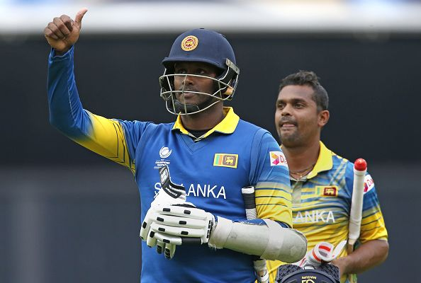 Sri Lanka announces 15-member WC squad, Dinesh Chandimal dropped